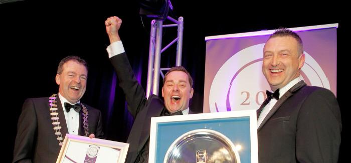 Irish Restaurant Awards 2014
