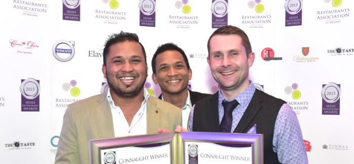 Connaught Regional Awards 2015