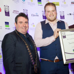 Copyright ©2016 Paul Sherwood Photography www.sherwood.ie Restaurants Association of Ireland, Awards 2016, Leinster Finalists presentations. Croke Park, March 2016.