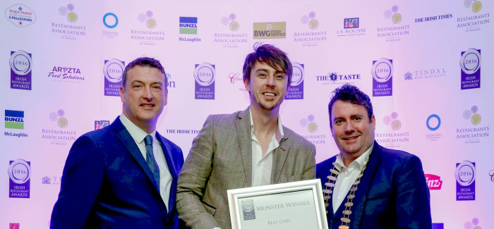 Munster Regional Awards 2016