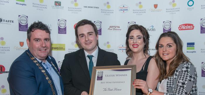 Ulster Regional Awards 2016