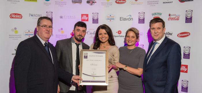 Ulster Regional Awards 2017