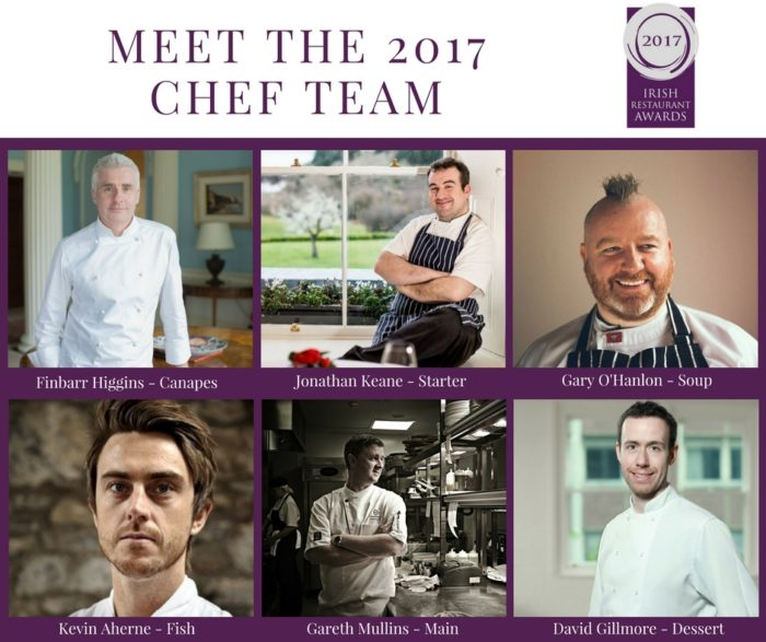 Introducing the 2017 Chef Team