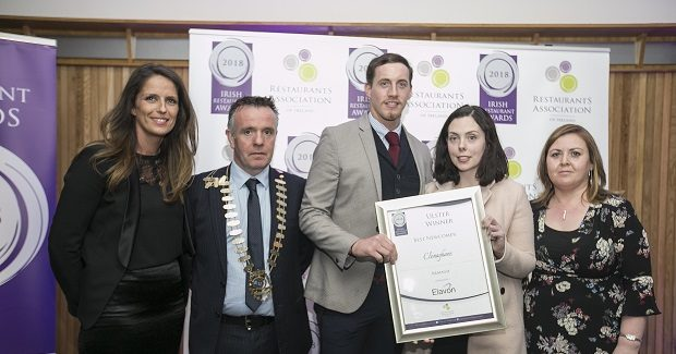 Success for Local Businesses at the Ulster Regional Awards 2018
