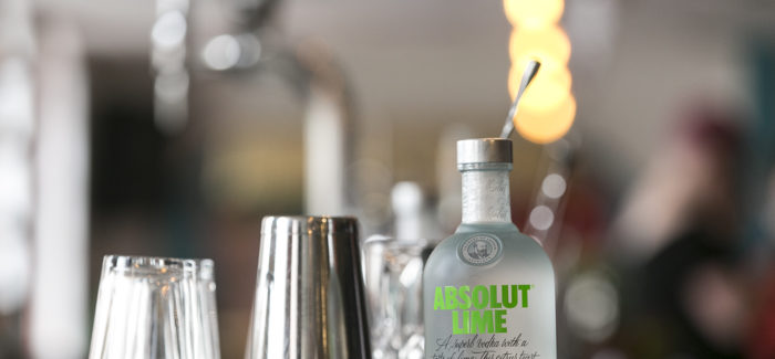 Absolut Lime Cocktail Competition 2018