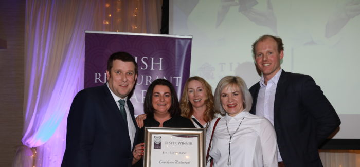 Top Restaurants in Ulster Announced!