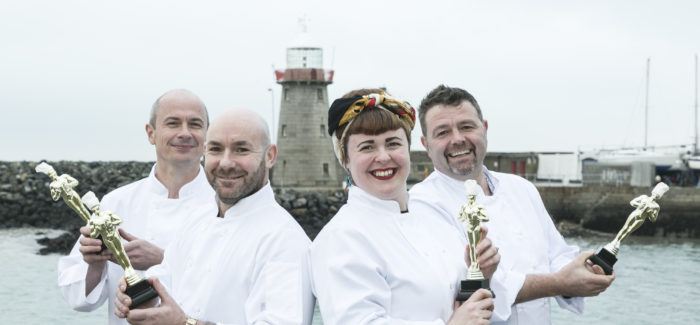 The Irish Restaurant Awards Announce Shortlist for National Categories 2019