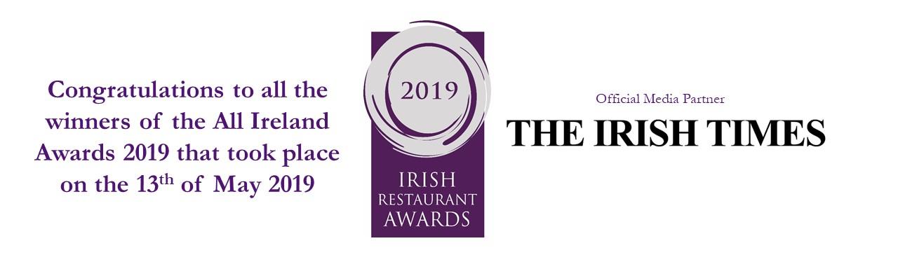 FAQs | Irish Restaurant Awards