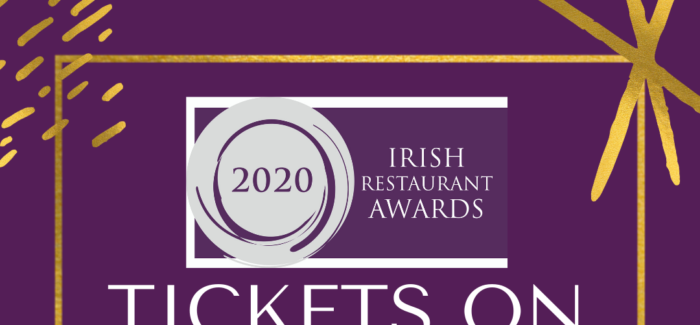 Ireland's #FoodOscars race heats up as tickets go on sale for Ulster Regional Awards